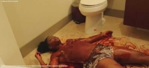 Man Found his Girlfriend covered with Blood in the toilet what happened Next will shock You